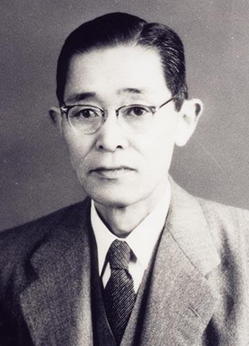 三上留吉 Tomekichi Mikami (1897~1962)