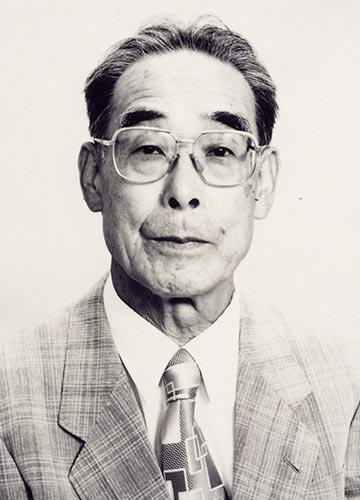 村尾義晴 Yoshiharu Murao(1920~)