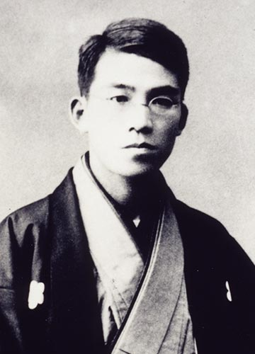 杉谷代水 Daisui Sugitani(1874~1915)