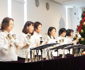 イングリッシュ・ハンドベルクリスマスコンサート わらべ館