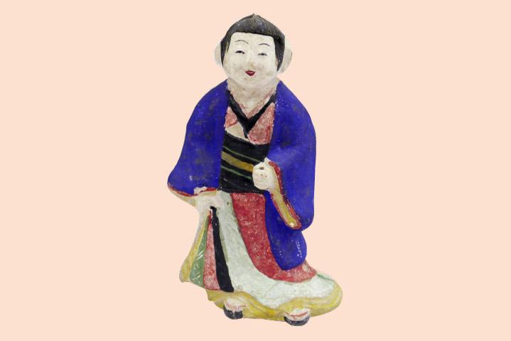 堀越土人形【八頭町】